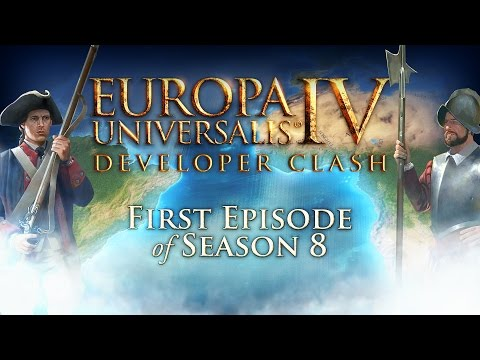 EUIV - Paradox Dev Clash - Episode #1 - A historical oddity