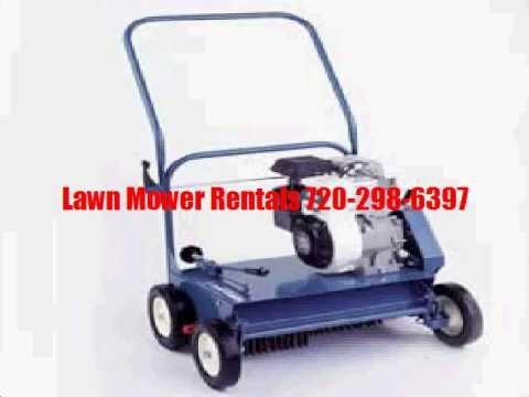 Lawnmower Repair Aurora Colorado Local Lawn Mower Repair