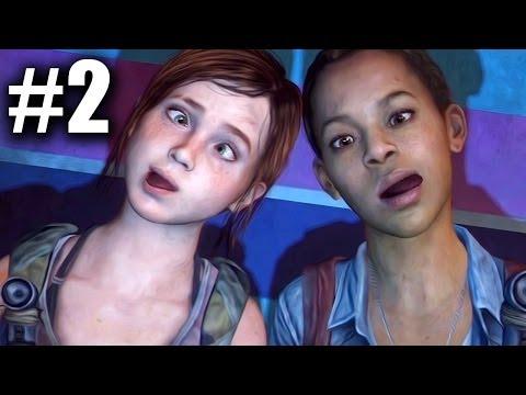The Last Of Us: Left Behind: DLC - SO DAMN CUTE! - Part 2