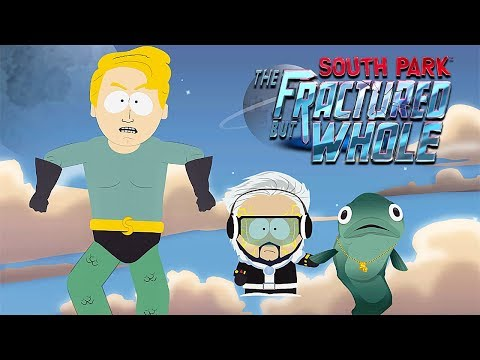 ГОЛУБАЯ РЫБА ► South Park: The Fractured But Whole #17
