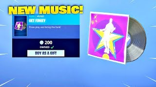 *NEW* GET FUNKY LOBBY MUSIC! Fortnite ITEM SHOP [May 4, 2019] | Fortnite Battle Royale