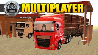 Como Jogar Euro Truck Driver Multiplayer (Online)