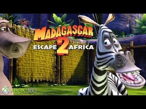 Download Madagascar Escape 2 Africa Gameplay Livestream! - Madagascar 2 Movie Game FULL