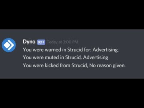 How To Get Banned From The Strucid Discord 101 Youtube