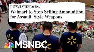 Walmart Workers Advocated For Change, No Longer 'Complicit' | The Beat With Ari Melber | MSNBC