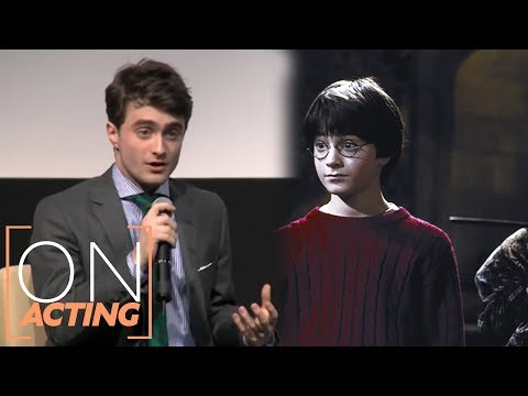 Daniel Radcliffe On Working With The Prestigious Cast & Crew For Harry Potter | In Conversation