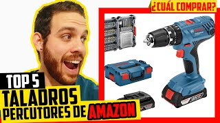 Mejor TALADRO Percutor ¿Bosch, Dewalt, Black an Decker o Einhell? | Opiniones ▶Amazon 2020◀