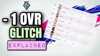 FIFA 19: The -1 OVR Glitch: Explained