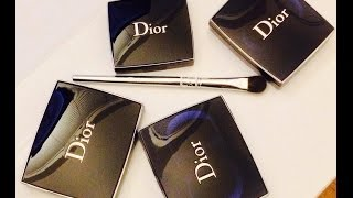 Dior Haul: I'm A Dior Addict - Part 2 Thumbnail
