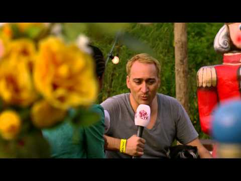 Paul Van Dyk - Interview at Tomorrowland 2012