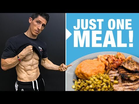 Full Day of Eating Jeff Cavaliere (REVEALED!)