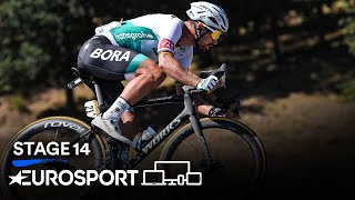 Tour de France 2020 - Stage 14 Highlights | Cycling | Eurosport
