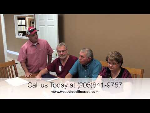 Sell Your House Fast- Hueytown, AL- Call (205)841-8757 to Sell House FAST www.webuytosellhouses.com