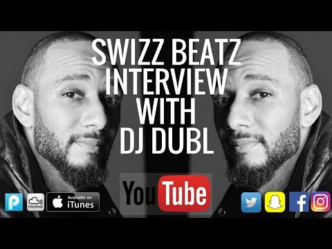 Swizz Beatz Interview - Has 2 new records with Giggs! No Commission Art Movement & new DMX album!