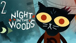 TODO HA CAMBIADO - Night in the Woods - EP 2