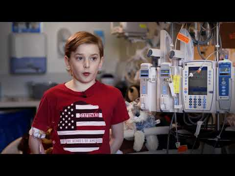 A Boy Waits 10 Months For His Heart Donor - Children's Hospital Los Angeles