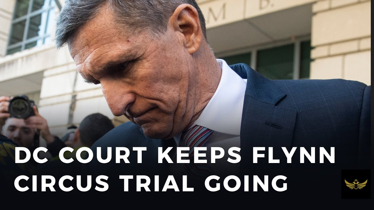 DC Circuit Court plays along with Obama Judge circus trial of Michael Flynn