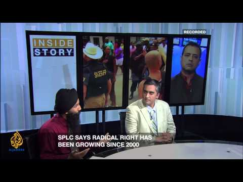 Inside Story Americas - Is the radical right on the rise in the US?