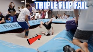 TERRIBLE SUPERTRAMP FAIL... *SCORPION*(GrtGames day 3)