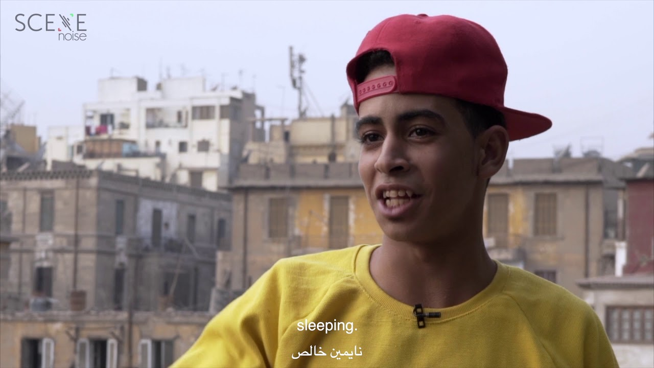 Fr3on: Shubra's Knife Tossing, Rapping Law Student