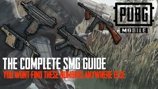 SMG GUIDE-PUBG MOBILE- HIDDEN STATS AND EXCLUSIVE NUMBERS