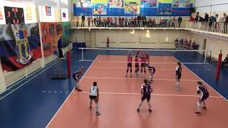 Волейбол Полуфинал Первенство России Ивановская область vs Рязанская область