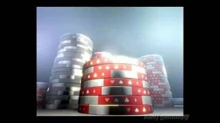 Stacked with Daniel Negreanu PlayStation 2 Gameplay -