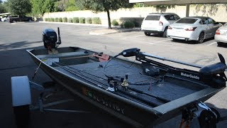 My First Boat! Jon Boat To Bass Boat!