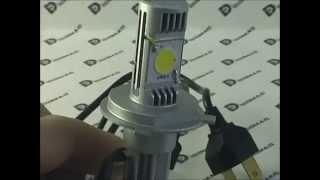 Светодиодная автомобильная лампа H4-2HCREE_NEW(Светодиодная автомобильная лампа H4-2HCREE_NEW ..., 2014-05-06T06:53:55.000Z)