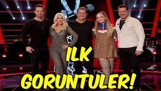 O Ses Turkiye Yeni Sezon  Ilk Goruntuler!
