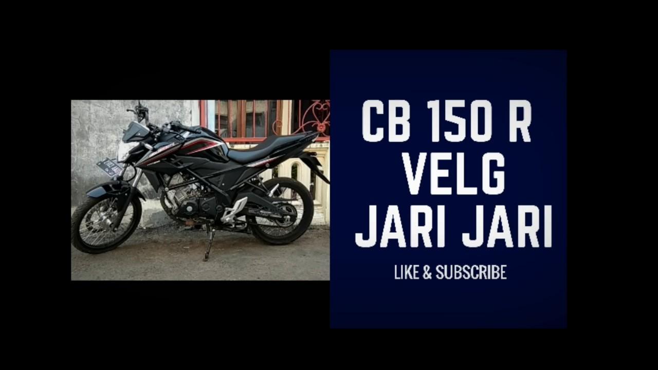 Kupas Habis Modifikasi Cb150r Velg Jari Jari By Suka Iseng