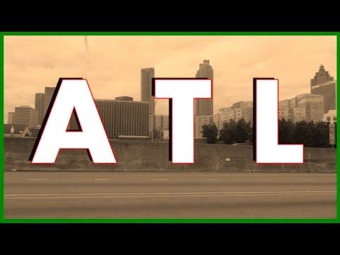 Vacation: Atlanta, Georgia - VLOG 8 - Part 1