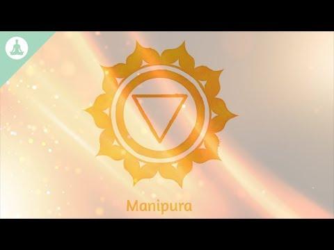Chakra Solar Plexus, Musik Meditasi Manipura, Mangkuk Tibet, Chakra Healing