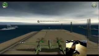 Heroes Of The Pacific PC [Test alive HD] + vue joystick fly5