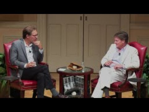 Conversation with Moneyball Author Michael Lewis - YouTube
