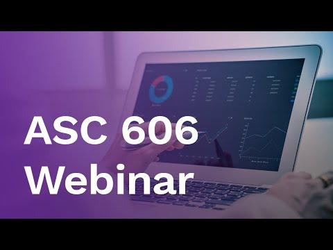 ASC 606 Webinar | Overcome new Revenue Recognition rules in ERP