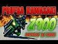 KAWASAKI Z900 PRUEBA EN CURVAS !!! + Presentación Sonido Furia Nocturna y Samurai RiderR