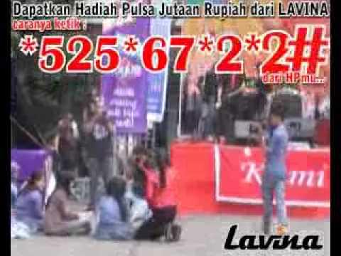 LAVINA-Pilihan Hatiku LIVE SMA 50 Cipinang.mp4