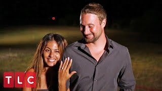 Corey Proposes to Evelin! | 90 Day Fiancé: The Other Way