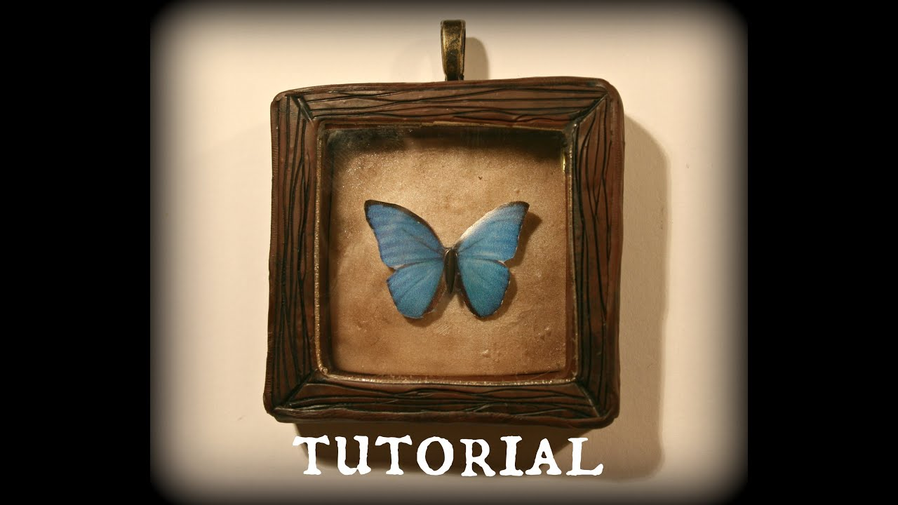 Acrylic Box Tutorial : Tutorial the butterfly collector shadow box resin