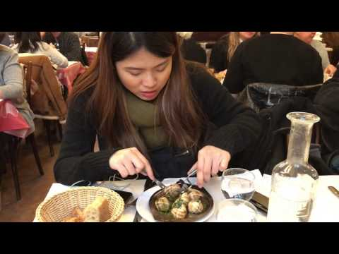 [Travel Vlog 旅游日记] Paris travel guide: The foodie way  两个吃货游巴黎