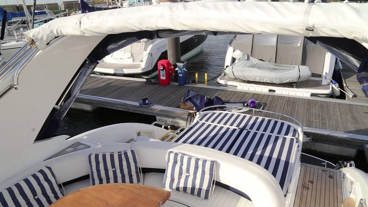 Fairline Targa 43 YouTube