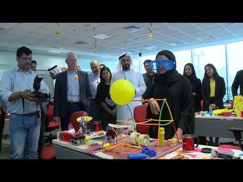 RAKBANK organises 'Happiness without Borders' workshop