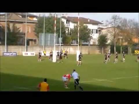 Giovanni Cipriani Rugby Highlights 2014 2015