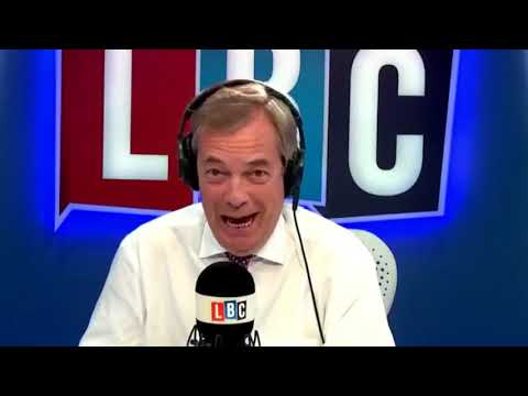 Nigel Farage Discusses Italian Election Outcome