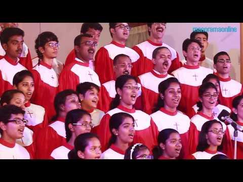 King is Born | English Carol Song | Jerusalem Mar Thoma Church Choir, Kottayam - The Jerries