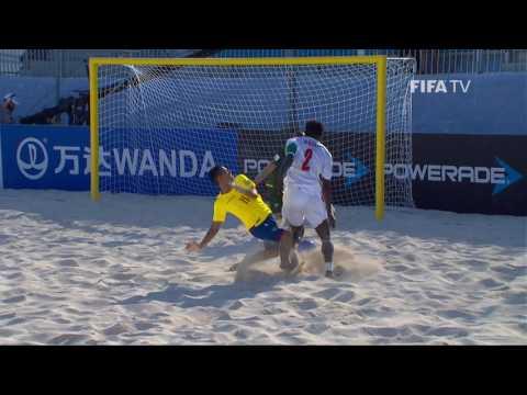 Match 2: Ecuador v Senegal - FIFA Beach Soccer World Cup 2017