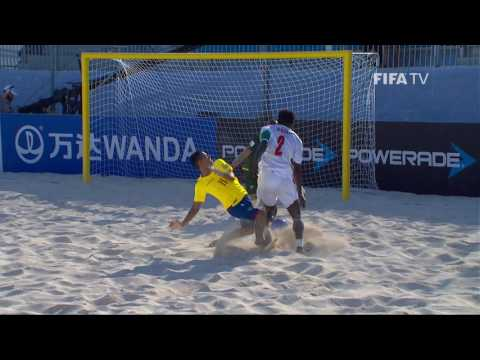 Match 2: Ecuador V Senegal - FIFA Beach Soccer World Cup 2017