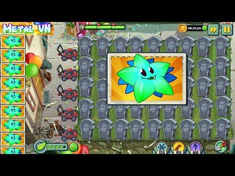 Download PVZ 2 Pinata Party 2/4/2020 | MetalVN | Team Plants vs Zombies 2 Max Level Power Up Version 8.0.1