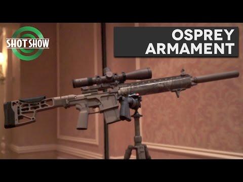 The Osprey MK36 - SHOT Show 2017!